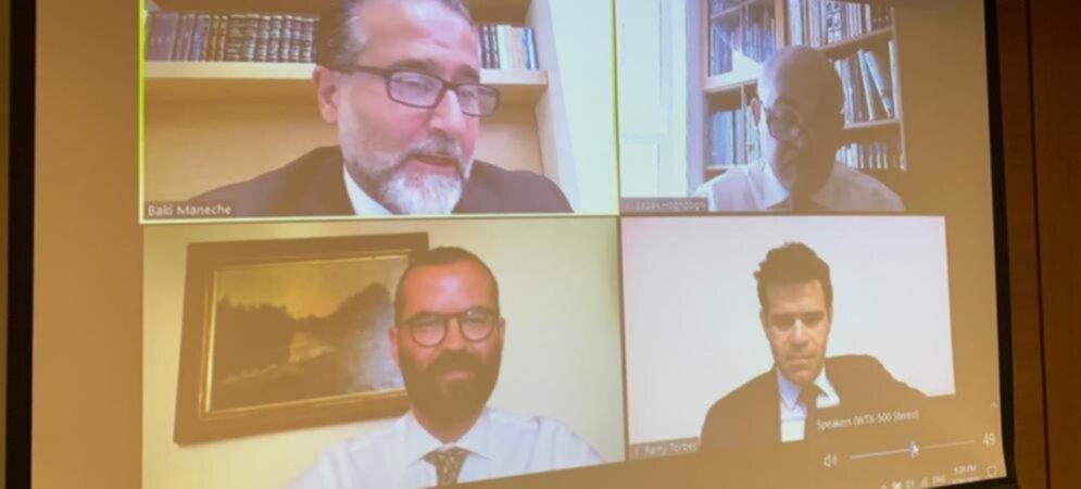 Eptalex organizes Webinar on 'the Caesar Syrian Civilian Protection Act'