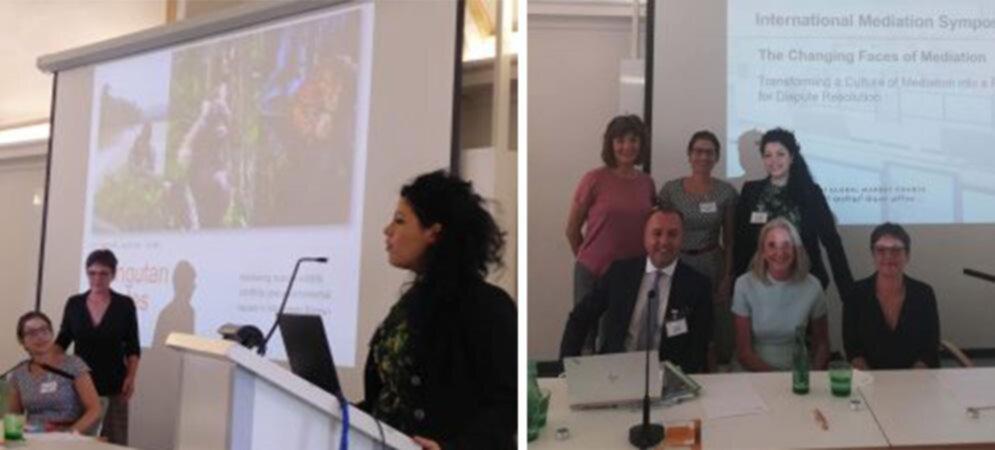 Eptalex Takes Part in the International Mediation Symposium